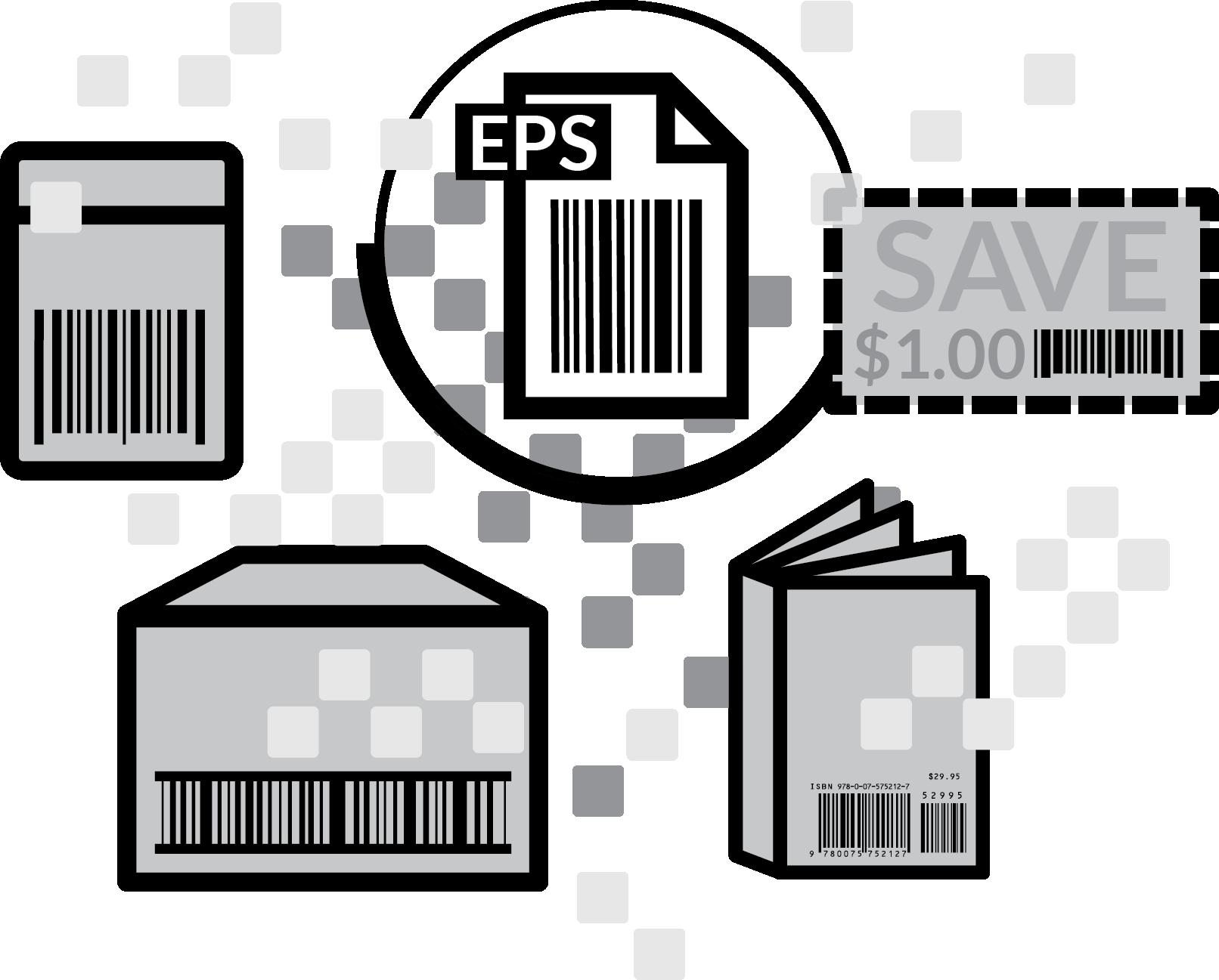 digital barcode files barcode artwork information
