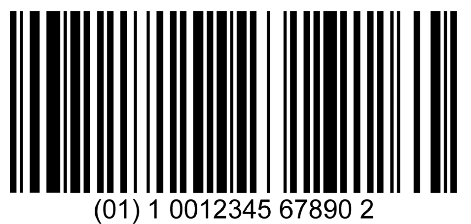 how to turn upc number to barcode