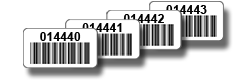 We are pleased to announce sequentially numbered barcode labels are now available; www.orderbarcodes.com for SAME DAY SHIPPING.