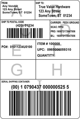 GS1 auditing from Bar Code Graphics
