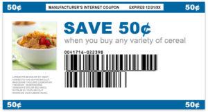 gs1 databar coupon