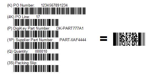 Bar Code Tester : Pdf bar code graphics