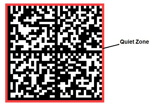 Data Matrix Dimensions - Bar Code Graphics