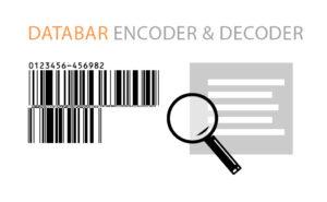 Databar Encoder