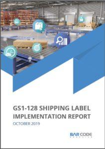 gs1-128 Report